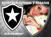 Botafogo Escudo Moldura