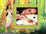 A Pocahontas no Pantano