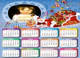 Entregando Presentes Calendário 2018