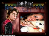 Moldura Harry Potter
