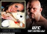 Moldura Chuck Liddell UFC