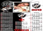 Calendário do Vasco 2013