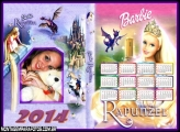 Barbie Rapunzel 2014