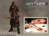 Moldura Jogo The Witcher 2