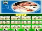Calendário CBF Brasil 2013