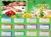 Calendário 2015 Fadinha