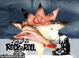 Moldura Rock And Roll