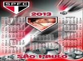 Calendário SPFC 2013