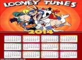 Looney Tunes Calendário 2014