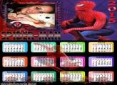 Calendário 2015 Homem Aranha
