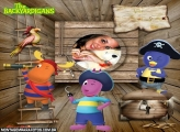 Backyardigans Piratas