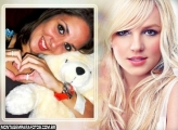 Moldura Britney Spears PopStar