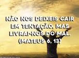 Mateus 6:13