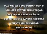 Isaías 40, 31