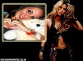Moldura Cantora Shakira
