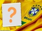 Moldura Camisa da Seleção Brasileira