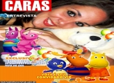 Convite Backyardigans Revista