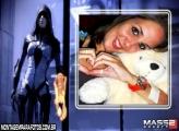 Moldura Mass Effect 2