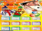 Calendário 2014 Patati Patatá