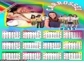 Calendário Carrossel 2013