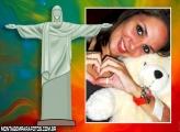 Cristo Redentor FotoMontagem