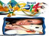 Moldura Copa do Mundo 2014