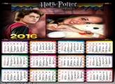 Calendário Harry Potter o Filme 2016