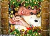 Calendário Natalino 2014