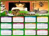 Calendário 2018 Madagascar