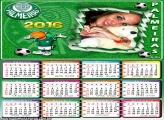Calendário Palmeiras Mascote 2016