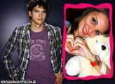 Moldura Ashton Kutcher