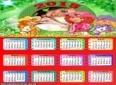 Calendário 2015 Cavalinhos