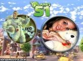 Astronauta Filme Planeta 51
