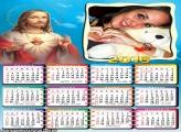 Calendário de Jesus Cristo 2016