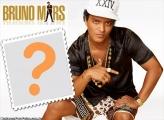Moldura Bruno Mars