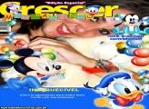Convite Mickey Baby Revista