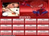 Aranha Calendário 2013