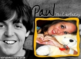 Moldura Paul McCartney