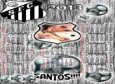 Calendário Santos 2013