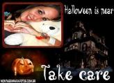 Moldura Halloween is Near