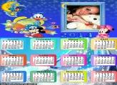 Calendário 2014 Disney Baby