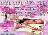 Orquídea Cor de Rosa 2014