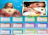 Calendário 2015 Jesus Cristo