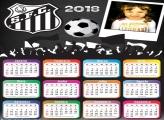 Calendário 2018 Santos Time