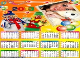 Patati Patata 2013 Calendário