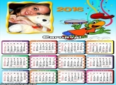 Calendário Carnaval Brasileiro 2016