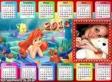 Calendário 2015 Ariel Horizontal