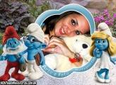 Personagem dos Smurfs
