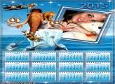 Calendário 2015 Era do Gelo