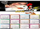 Calendário Galo Atlético MG 2016